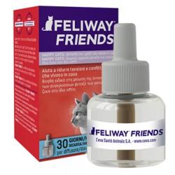 Feliway Friends Ricarica per ridurre tensioni e conflitti tra gatti 48 ml