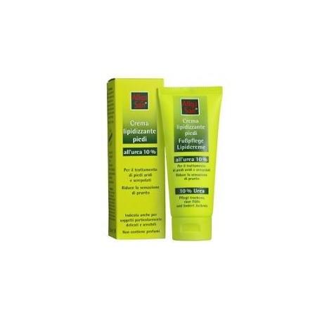 Naturwaren Allga Crema Lipidizzante Piedi 100 ml