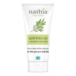 Gel Aloe Vera Con Tea Tree Oil Nathia Tea Tree 150 Ml