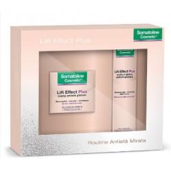 Somatoline Cosmetic Lift Effect Plus crema antietà globale 50 ml + occhi e labbra 15 ml