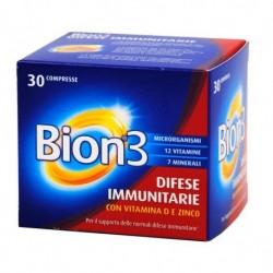 Bion 3 30 Compresse, promozione su: www.bion3regalabion3.it
