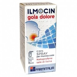 Ilmocin Orochet os spray mucosa 15ml 0,16%