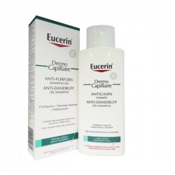 Eucerin Shampoo Gel Antiforfora Grassa 250ml