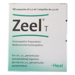 Heel Zeel T Medicinale Omeopatico 10 Fiale da 2,2 ml