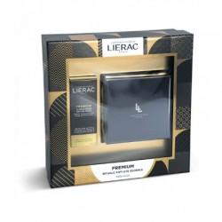 Lierac Cofanetto Premium La Crème Voluptueuse anti-età + contorno occhi