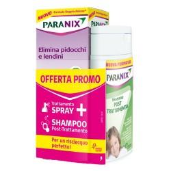 Chefaro Paranix Promo Spray + Shampoo