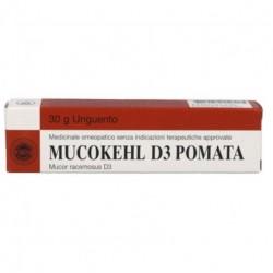 Sanum Mucokehl D3 Pomata omeopatica 30 g