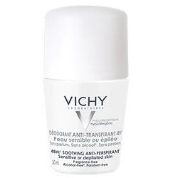 Vichy Deodorante Pelle Sensibile Roll-on 50 Ml