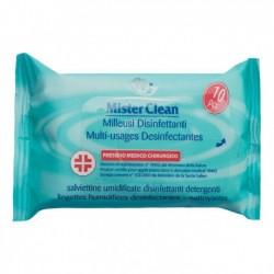 Mister Clean salviettine disinfettanti 10pezzi