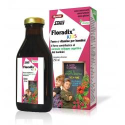 Salus Floradix Kids integratore di ferro e vitamine per bambini 250 ml