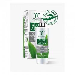 Aloe Attiva crema riparatrice Spray&Go 150gr. Nature Unique viso-mani-corpo