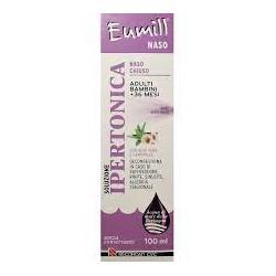 Eumill Naso Spray Soluzione Ipertonica Decongestionante per le vie nasali 100 ml