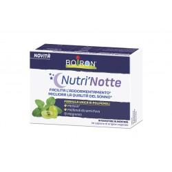 Boiron Nutri'Notte integratore per sonno 30 capsule vegetali