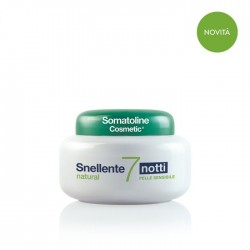 Somatoline Cosmetic Snellente 7 notti natural 400 ml