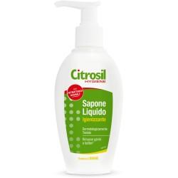 Citrosil Hygenie Sapone Liquido Antibatterico Limone 250 ml