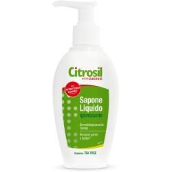 Citrosil Hygiene Sapone Antibatterico Tea Tree 250 ml