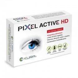 Kura Pixel Active HD integratore per gli occhi 30 capsule vegetali