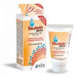 Noos Reuterin Gocce integratore di fermenti lattici 5 ml