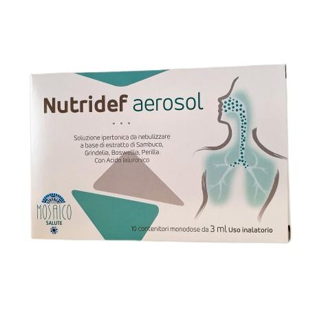 NUTRIDEF AEROSOL MS 10FL 3ML