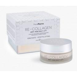 PromoPharma Re-Collagen Crema Viso Antietà Liftante al Collagene 50ml