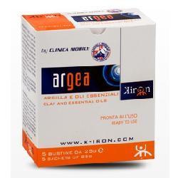 Wellness Lab Kiron Argea 5 Bustine 25 g Tendini