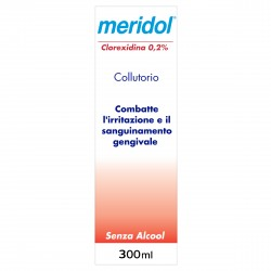 Colgate Meridol Clorexidina 0,2% Collutorio 300 Ml