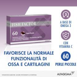 Alfasigma Fish Factor Articolazioni 60 Perle