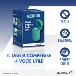 Alfasigma Genius Taglia/Porta/Frantuma Pillola