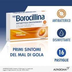 Alfasigma Neo Borocillina Antisettico Orofaringeo