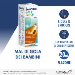 Neoborocillina Gola Junior Spray 20 Ml