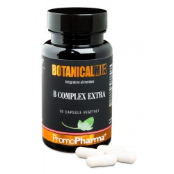 B Complex Extra Botanical Mix 30 Capsule