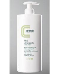 Unifarco Ceramol Olio Detergente Viso/Corpo 400 ml