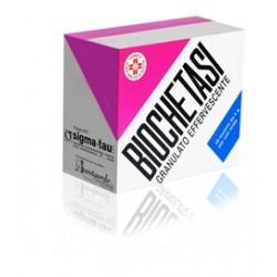 Alfasigma Biochetasi 20 Bustine Granulato Effervescente