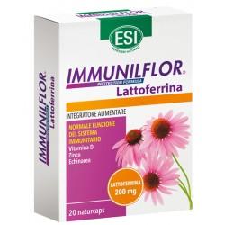 Esi Immunilflor Lattoferrina 20 Naturcaps