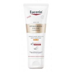 Eucerin Hyaluron Filler + Elasticity Crema Mani Anti Macchie 75 Ml