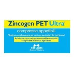 Zincogen Pet Ultra Blister 30 Compresse Appetibili