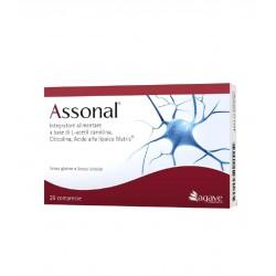 Agave Assonal Integratore per Neuropatie 28 Compresse
