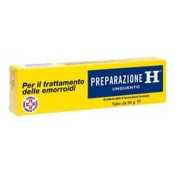 Preparazione H Unguento 1,08% per Emorroidi 50 g