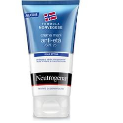 Johnson & Johnson Neutrogena Mani Ma Crema Mani Anti-eta' 75 Ml