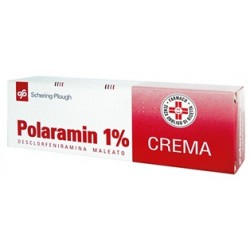 Bayer Polaramin 1% Crema per Dermatite 25 g