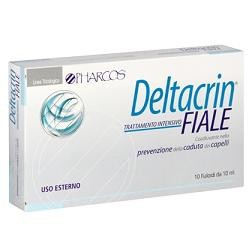 Biodue Pharcos Deltacrin Fiale 10 fiale 10 ml