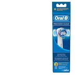 Procter & Gamble Oralb Testine di Ricambio Precision Clean Eb20-3
