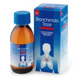 Chefaro Bronchenolo Tosse Sciroppo per Tosse Secca 150 ml
