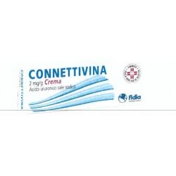 Fidia Farmaceutici Connettivina Crema Dermatologica 15 g 0,2%