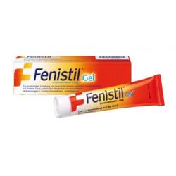 Glaxosmithkline C.Healt. Fenistil Gel Antiprurito 30 g 0,1%