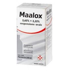 Sanofi Maalox Soluzione Orale Sosp 200 ml