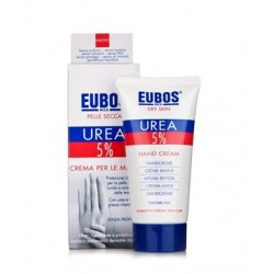 Morgan Eubos Urea 5% Crema Mani 75 Ml