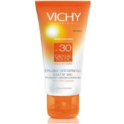 Vichy Ideal Soleil Viso Dry Touch Spf30 50 Ml