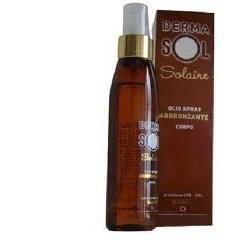 Dermasol Olio Abbronzante Protezione Bassa Spray 125ml