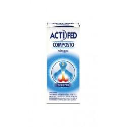 Jhonson Actifed Composto Sciroppo 100 ml